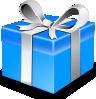 Blue_Gift_clip_art_small